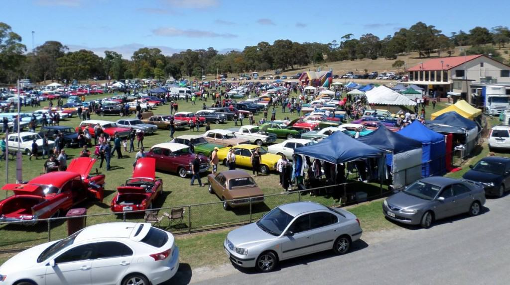Yankalilla Cruise at Memorial Oval