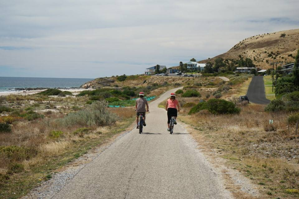 Carrackalinga Bike Ride
