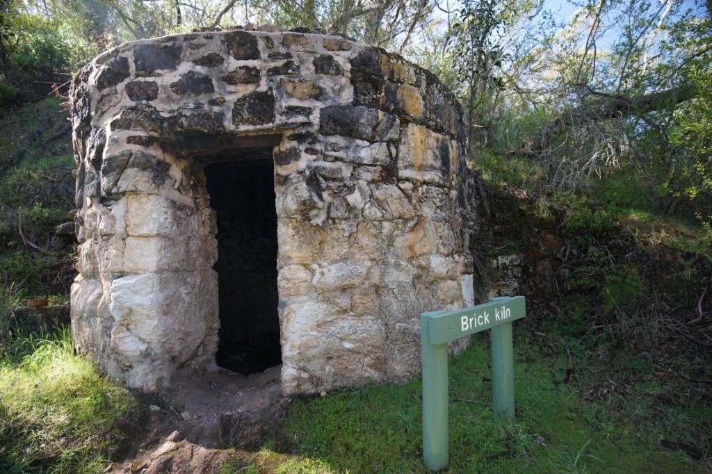 Talisker Mines - Brick Kiln