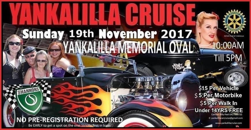 2017 Yankalilla Cruise