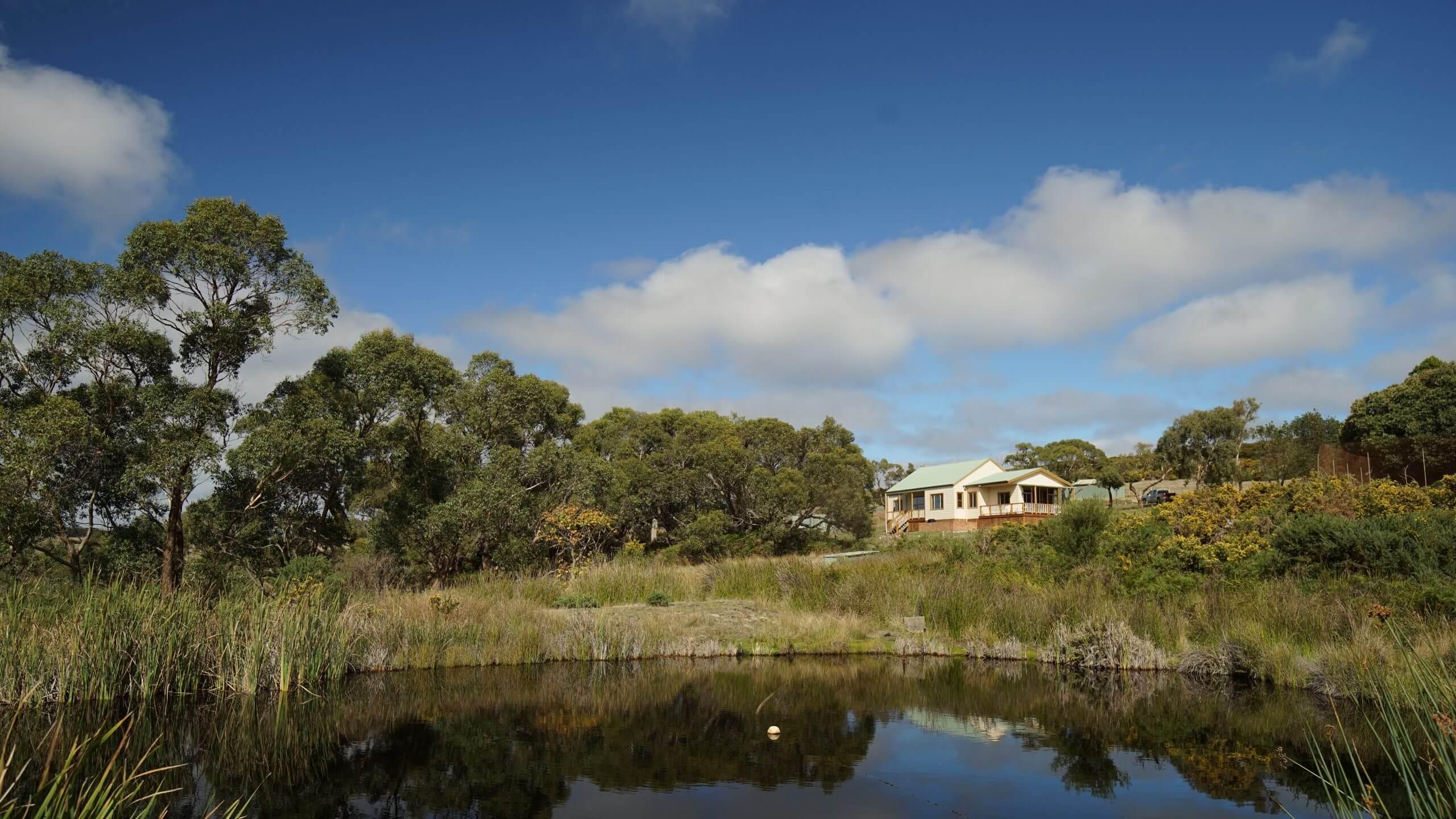 Unique property accommodation Deep Creek Conservation Park