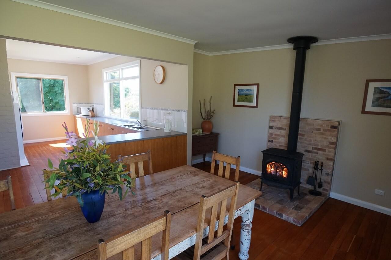Homestead kitchen dining