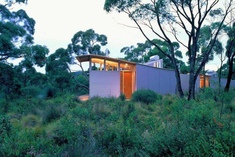 2.Ridgetop Retreats in forest
