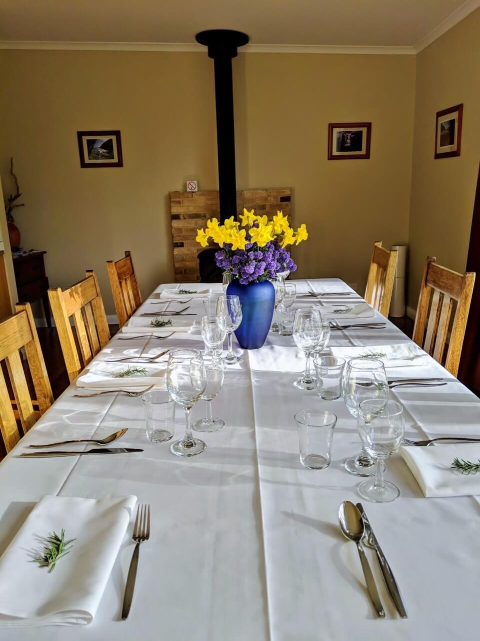 Homestead dining