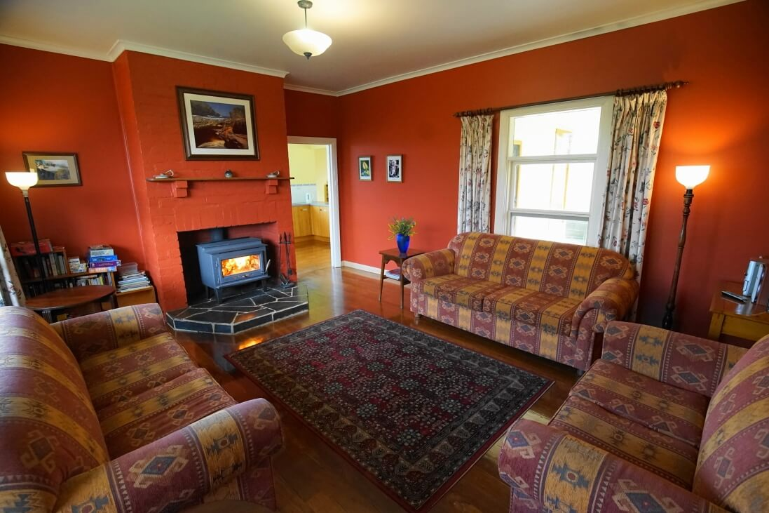 Homestead lounge