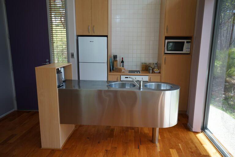5.Ridgetop Retreats kitchen