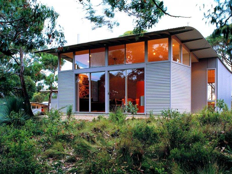Ridgetop retreats Deep Creek Conservation Park accommodation
